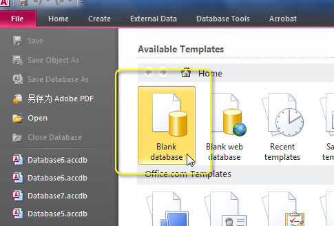 How to use BeauGauge ActiveX control in your Microsoft Access